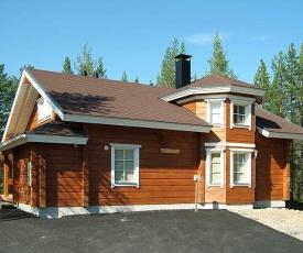 Modern log cabin Levinpevi - near Levi center
